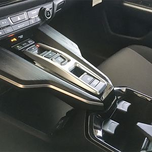 Honda Clarity Interior