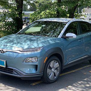 Hyundai Kona Electric | Inside EVS Forum